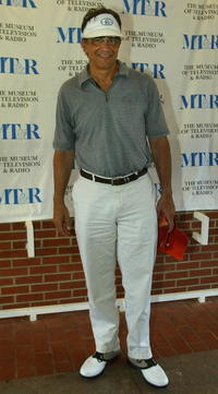 Ed Marinaro at the Museum of Television and Radio's Third Celebrity Golf Classic.