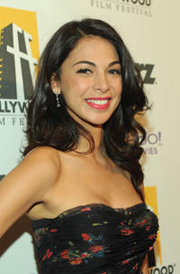 Moran Atias at the 14th annual Hollywood Awards Gala in California.