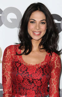 Moran Atias at the GQ 2010