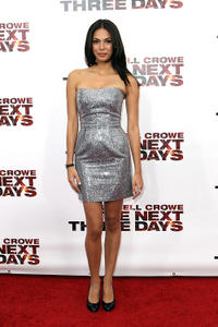 Moran Atias at the New York premiere of