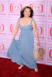 Lily Mariye at the 7th Annual TV Land Awards.