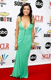 Emily Rios at the 2007 NCLR ALMA Awards.