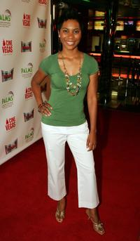 Kaira Whitehead at the premiere of