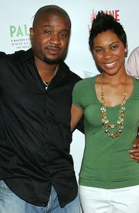 Had Jii and Kaira Whitehead at the premiere of