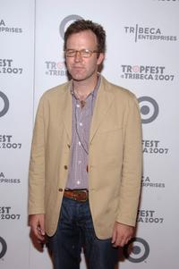 Tom McCarthy at the Tropfest at Tribeca.