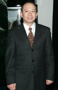 Lobo Chan at the New York premiere of