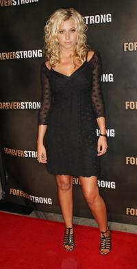 Alyson Michalka at the Los Angeles screening of