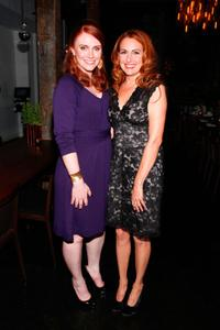 Bryce Dallas Howard and Jodie Markell at the 2008 Toronto International Film Festival.