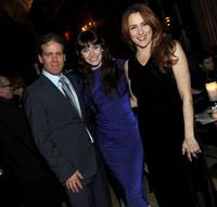 Producer Brad Gilbert, Bryce Dallas Howard and Jodie Markell at the after party of the premiere of
