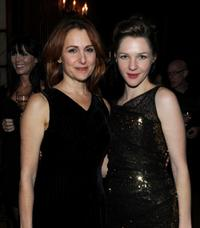 Jodie Markell and Jessica Collins at the after party of the premiere of
