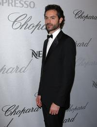 Omar Metwally at the Chopard Trophy Award during the 61st International Cannes Film Festival.