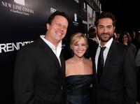 Gavin Hood, Reese Witherspoon and Omar Metwally at the Los Angeles premiere of