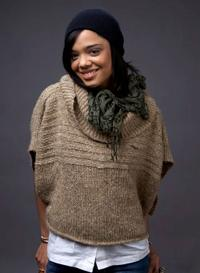 Tessa Thompson at the 2009 Sundance Film Festival.