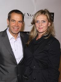 Jeff Koons and Justine Koons at the 4th Annual Black Ball concert for Keep a Child Alive (KCA).