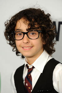 Alex Wolff at the New York premiere of