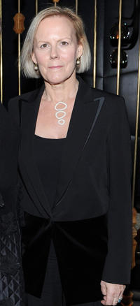 Director Phyllida Lloyd at the New York premiere of