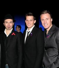Victor Micallef, Clifton Murray and Fraser Walters at the Canada for Haiti Benefit.