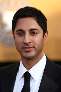 Maulik Pancholy at the 15th Annual Screen Actors Guild Awards.