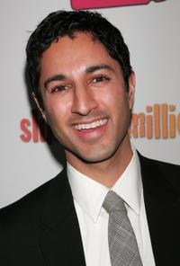 Maulik Pancholy at the Fox Searchlight official