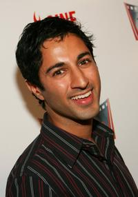 Maulik Pancholy at the screening of