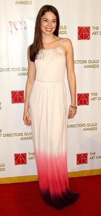 Shanna Collins at the 13th Annual Art Directors Guild Awards.