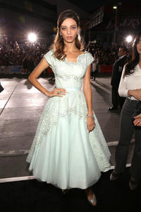 Angela Sarafyan at the California premiere of