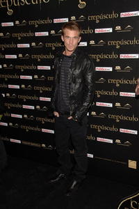 Cam Gigandet at the premiere of