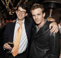 Producer Wyck Godfrey and Cam Gigandet at the after party of the premiere of
