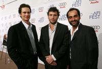 Randall Batinkoff, Jeremy Sisto and Navid Negahban at the world premiere of