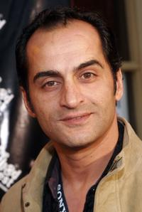 Navid Negahban at the closing night premiere of