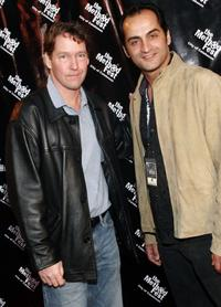 D.B. Sweeney and Navid Negahban at the closing night premiere of