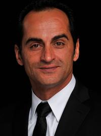 Navid Negahban at the 41st NAACP Image Awards.