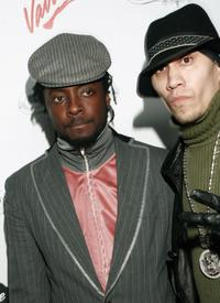 Will.i.am and Taboo at the birthday celebration for Fergie of the Black Eyed Peas.