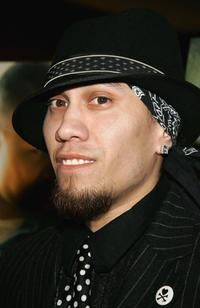 Taboo at the premiere of