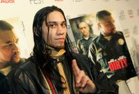 Taboo at the World premiere of