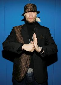 Taboo at the MTV Europe Music Awards.
