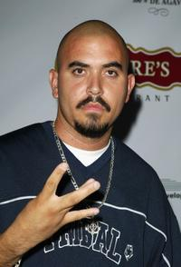 Noel Gugliemi at the Post reception party.