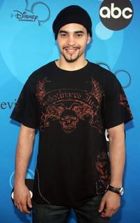 Ramon Rodriguez at the Disney - ABC Television Group All Star Party.