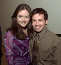 Danica McKeller and Jason Marsden at the screening of