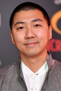 Toby Chu at the premiere of