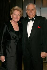 Barbara Marshall and Garry Marshall at the 21st Annual American Cinematheque Award.