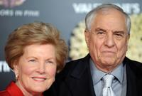 Barbara Marshall and director Garry Marshall at the Los Angeles premiere of