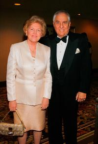 Barbara Marshall and Garry Marshall at the 2009 Writers Guild Awards.