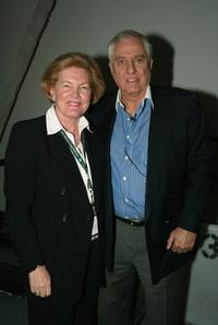 Barbara Marshall and Garry Marshall at the