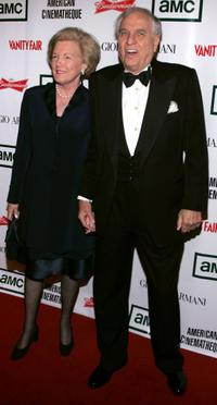 Barbara Marshall and Garry Marshall at the 21st Annual American Cinematheque Awards.