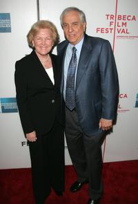 Barbara Marshall and Garry Marshall at the premiere of