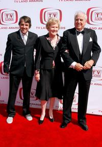 Scott Marshall, Barbara Marshall and Garry Marshall at the 6th annual TV Land Awards.