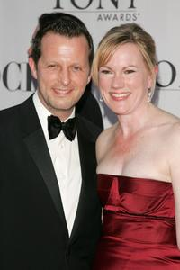 Rob Ashford and Kathleen Marshall at the 60th Annual Tony Awards.