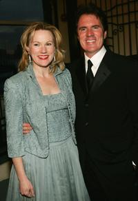 Kathleen Marshall and Rob Marshall at the 2005