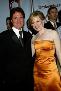 Rob Marshall and Kathleen Marshall at the 58th Annual Tony Awards.
